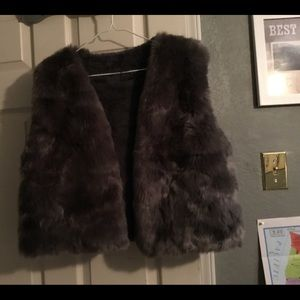 Jackets & Coats - Women's Fur like Vest